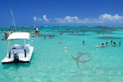 Praia do Amor na Pajucara em Alagoas tera area de preservacao permanente