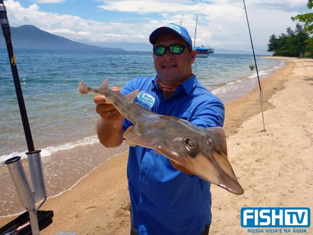 Programa Mar e Praia na Fishtv