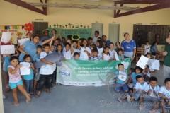 Projeto pesca solidaria nas escolas CE 2
