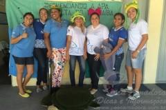 Projeto pesca solidaria nas escolas CE