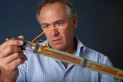 Purificador de agua transforma agua em plasma
