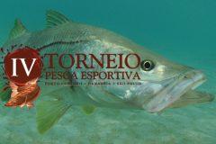 Quarto Torneio de Pesca de Cananeia-SP sera em setembro