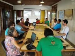 Reunião contrato untamed angling