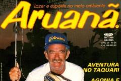 Revista Aruana reaparece em blog na internet 4