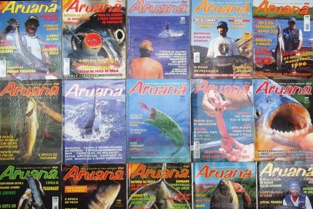 Revista Aruana reaparece em blog na internet