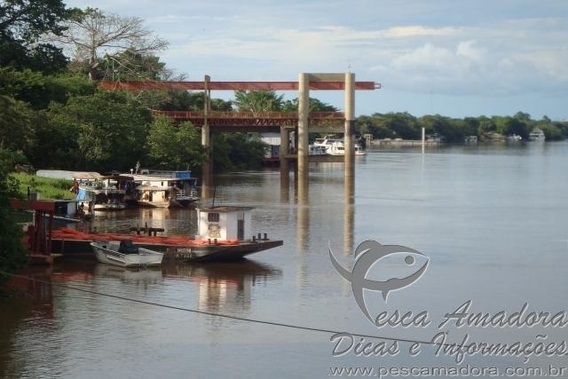 Rio Branco em Caracarai-RR