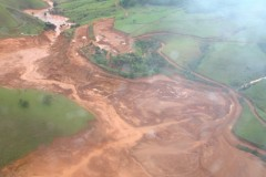 Rio Doce depois do desastre ambiental 2