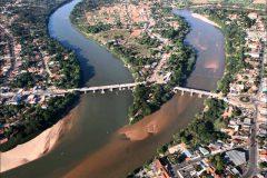Rio das Garcas em Badda do Garca-MT