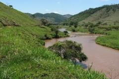 Rio do Carmo em Barra do Longa-MG