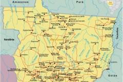 Rios do Mato Grosso terao piracema de seis meses comecando em outubro