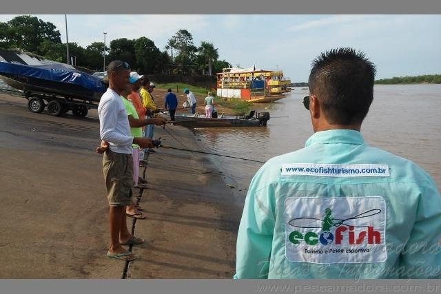 Sebrae idealiza projeto de capacitacao de guias de pesca em Goias 3
