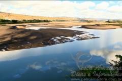 Seca faz a Foz do rio Doce que nasce em MG mudar de lugar ao desaguar no ES 2