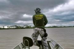 Secima - Fiscalizacao nos rios do estado de Goias