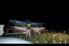 Secima apreende 31 redes e 37 kg de pescado ilegal na Serra do Facao-GO 2
