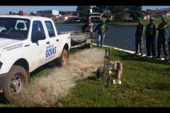 Secima apreende 31 redes e 37 kg de pescado ilegal na Serra do Facao-GO 4