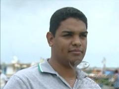 Secretario do meio ambiente de Itapemirin-ES Tiago Leala