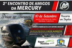 Segundo Encontro de amigos da Mercury e Santa Terezinha do Itaipu-PR