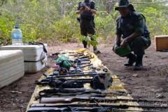 Seis pessoas foram presas por caca e pesca ilegal no Maranhao 2