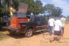 Sema apreende 271 kg de pescado irregular na Transpantaneira no MT 2
