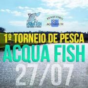 Torneio de pesca Acqua Fish