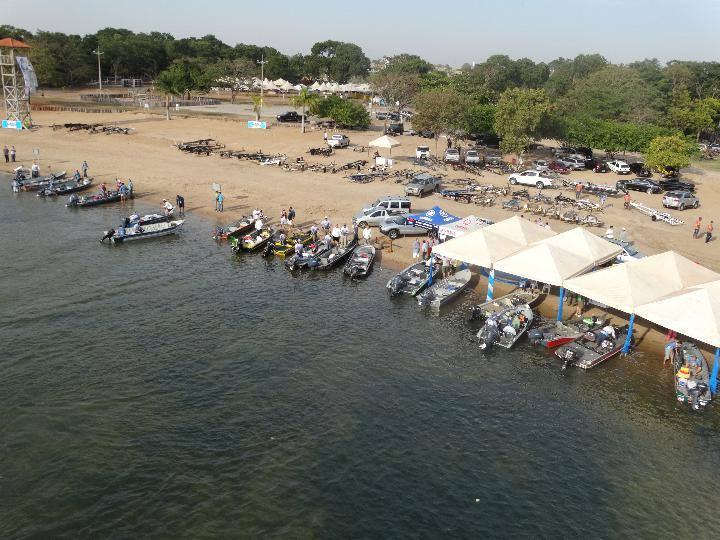 Torneio de pesca em Tres Lagoas - MS 2