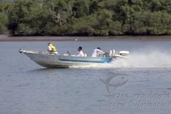 Torneio de pesca esportiva em Cananeia-SP