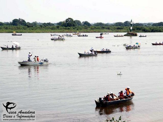 Turismo de pesca em corumba-ms