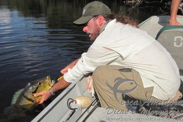 Turismo de pesca esportiva