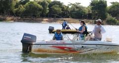 Turismo  de pesca no Paraguai 2