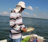 Turismo  de pesca no Paraguai