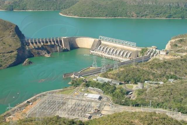 Usina Hidreletrica de Mascarenhas - Lago do Peixoto