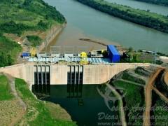 Usina de Aguas de Chapeco-SP