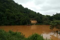 Volume do Rio Sao Francisco triplica  a vazao de agua em Minas Gerais 2