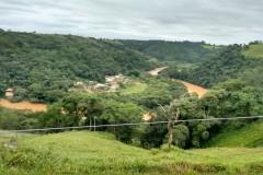 Volume do Rio Sao Francisco triplica  a vazao de agua em Minas Gerais 3