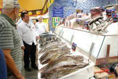 Walmart tem cerca de 80% do volume de pescados comercializados ja rastreados