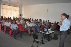 Workshop discute morte de peixes no Lago Serra da Mesa em Goias