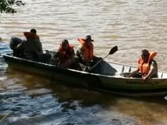apreensao no rio tibaji no Parana 3