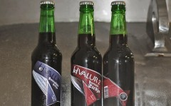 cerveja Hvalur 2 a base de testiculos de baleia