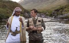 Imagem do Filme a Pesca do Salmon no Yemen