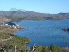 lago Serra da Mesa em Goias