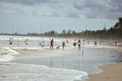 licenca de pesca - pesca de praia