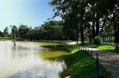 Prefeitura libera pesca esportiva no Parque Dom José em Barueri - SP (Foto Divulgação SP Notícias)