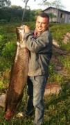 pesca predatoria de pirarucu