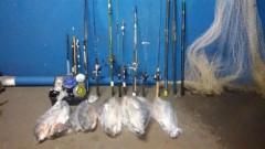 pescado apreendido em Londrina-PR 2