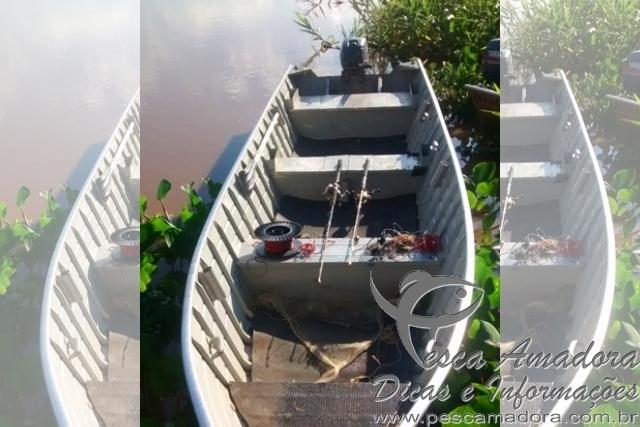 pma prende dois pescadores amador por pesca predatoria no Pantanal